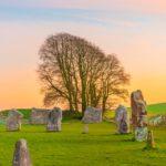 Graves-near-tree-in-peace
